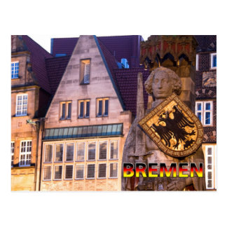 Postal Bremen 01B