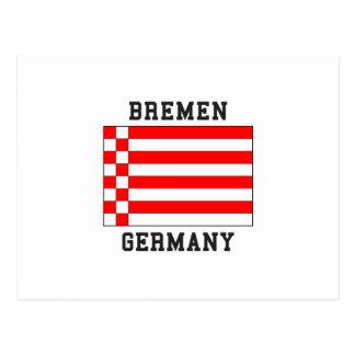 Postal Bremen Alemania
