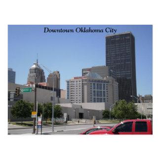 Postal Bricktown - hoteles 011, Oklahoma City céntrico