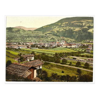 Postal Brixen, II, el Tyrol, Austro-Hungría Photochrom