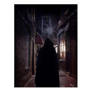 Postal Brujas de la noche