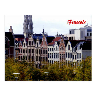 Postal Bruselas