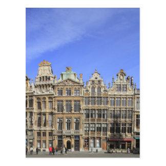 Postal Bruselas, Bélgica