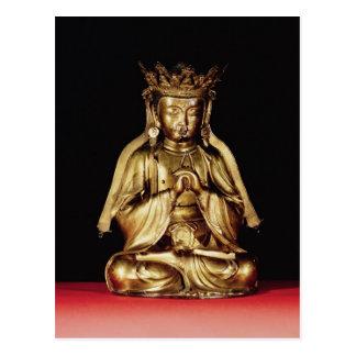 Postal Buda asentado