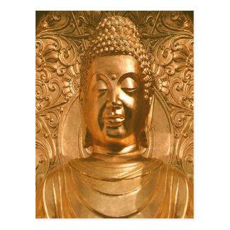 Postal Buda de oro - impresionante