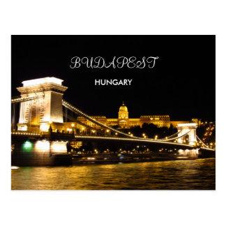 Postal Budapest