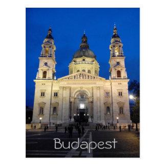 Postal Budapest mágica