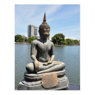 Postal budista - Sri Lanka
