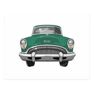 Postal Buick Roadmaster 1954