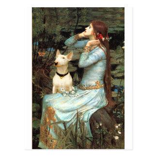 Postal Bull terrier 1 - Ofelia 2