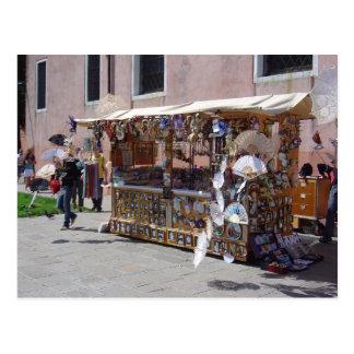 Postal Burano, Venecia