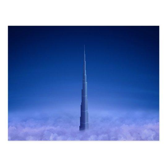 Postal Burj Khalifa