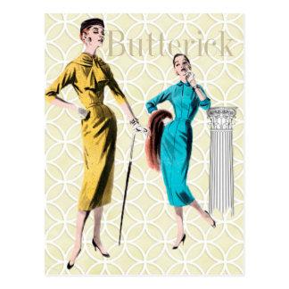 Postal Butterick
