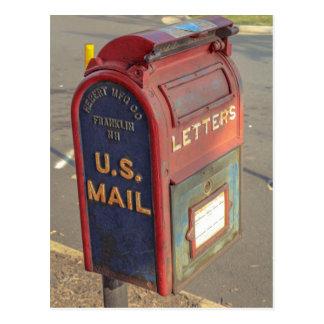 Postales buz n del vintage tarjetas postales - Buzon vintage ...