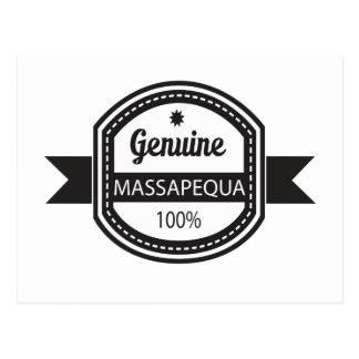 Postal bX - serie de la ciudad natal - Massapequa