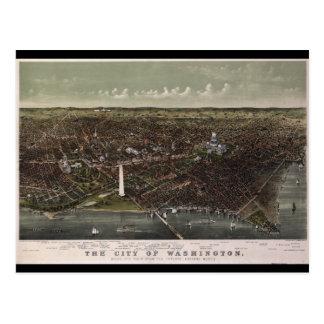 Postal C.C. de Washington. De Potomac que parece del