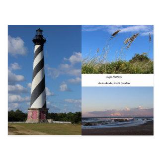 Postal Cabo Hatteras Carolina del Norte