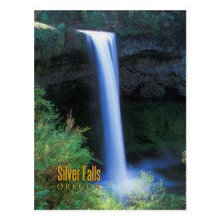 Postal Caídas de la plata, Oregon