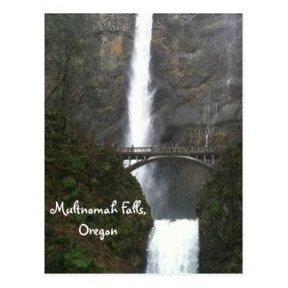 Postal Caídas de Multnomah, Oregon