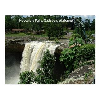 Postal Caídas de Noccalula, Gadsden, Alabama