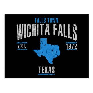 Postal Caídas de Wichita