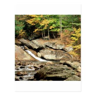 Postal Caídas el condado de Windham Vermont de los lucios