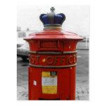 Postal Caja de pilar británica del Victorian - Special 1