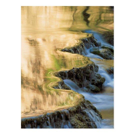 Postal Cala de Havasu, parque nacional del Gran Cañón,