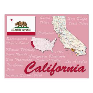 """Postal """"California """""""