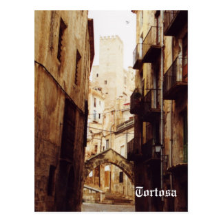 Postal Calle vieja