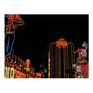 Postal Calle vieja de Las Vegas Fremont