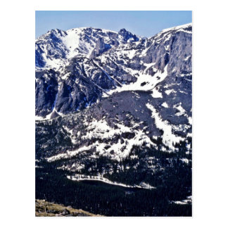 Postal Camino de ensayo de Ridge - Parque Nacional de las