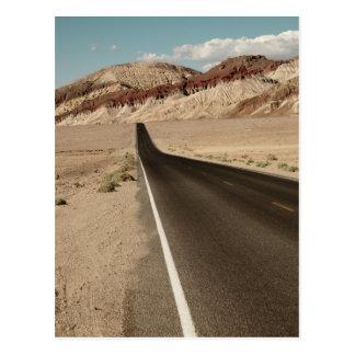 Postal Camino Death Valley