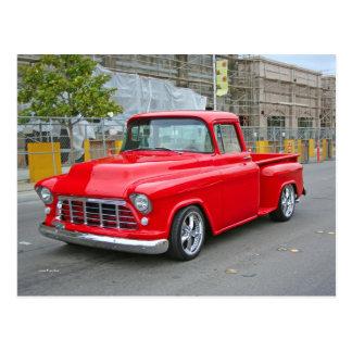 Postal Camión clásico