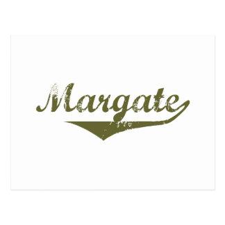 Postal Camisetas de la revolución de Margate