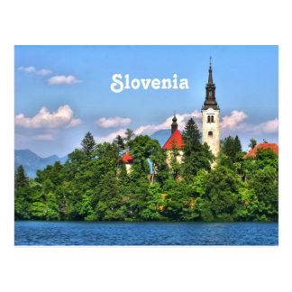 Postal Campo de Eslovenia