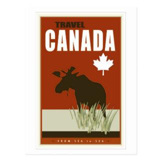 Postal Canadá