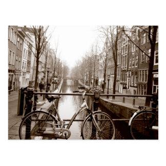 Postal Canal de Amsterdam