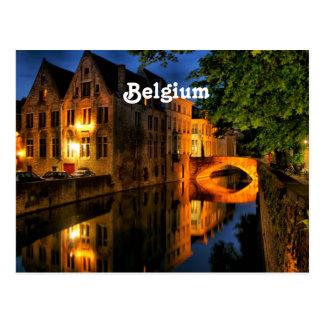 Postal Canal en Bélgica