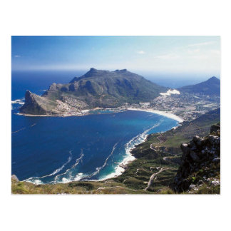 Postal Cape Town Suráfrica