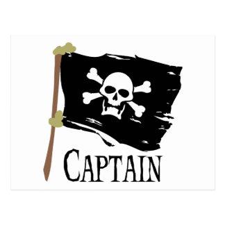 Postal Capitán alegre de Rogelio