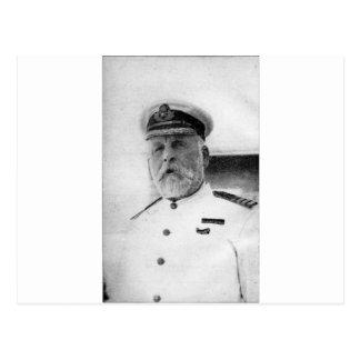 Postal Capitán EJ Smith del titánico