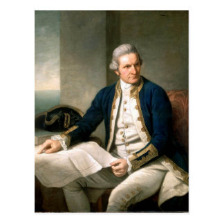 Postal Capitán James Cook