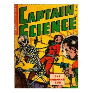 Postal Capitán Science