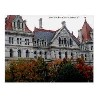 Postal Capitolio del Estado de Nuevo York, Albany, NY
