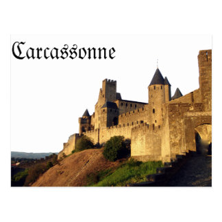 Postal Carcasona