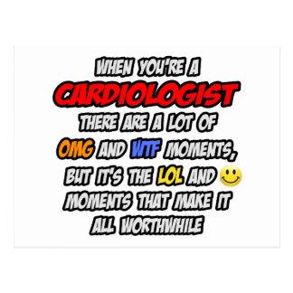 Postal Cardiólogo. OMG WTF LOL