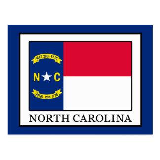 Postal Carolina del Norte