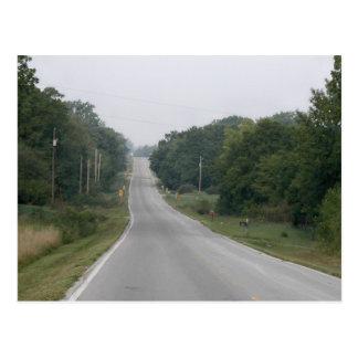 Postal Carretera solitaria