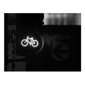 Postal Carril de la bici